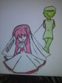Flaky and flippy from Happy Tree Friends