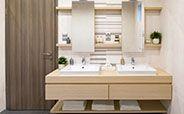 Showers, Bathrooms, Vanity, Home, Dressing Tables, Powder Room, Bathroom, Full Bath, Vanity Set