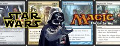 Para fãs de Star Wars e Magic the Gathering - http://www.garotasgeeks.com/para-fas-de-star-wars-e-magic-the-gathering/