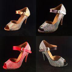 Gran galà dance shoes.    Style Cinderella