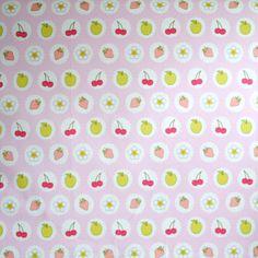 Elmer - Pink - £12.50 per metre from Kids Fabrics Online Shop