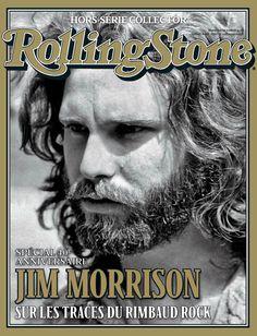 Jim Morrison Rolling Stone Cover