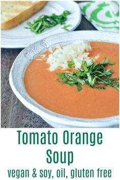 Tomato Orange Soup @