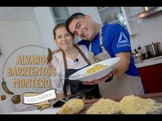 Tallarines Caseros - YouTube Chefs, Pasta Casera, Youtube, Food, Salads, Healthy Food, Eating Clean, Easy Food Recipes, Meals