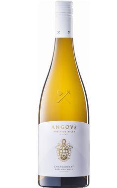 Angove Family Crest Chardonnay 2018 Adelaide Hills - 6 Bottles Fresh Oysters, French Oak, Family Crest, Smoked Salmon, White Wine, Wines, Bottles, White Wines