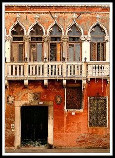venetian red by S. Lo, via Flickr