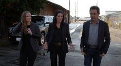 JJ, Prentiss, & Rossi (Criminal Minds)
