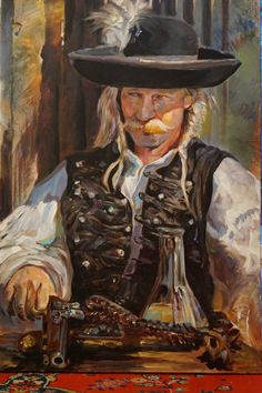 ArtStation - hungarian outlaw, zalan kertai