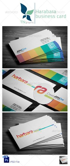 Harbara - Business card