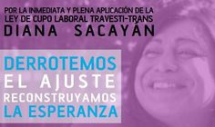 A casi 2 años de la sanción de la Ley de cupo laboral travesti-trans, ni en el gobierno provincial y ni el municipal la implementa