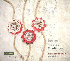 This Raksha Bandhan, gift vibrant handicraft rakhis to your brother. Ultimate Rakhi Guide has over 150 rakhis - modern, kids, crochet & more. Rakhi Making, Handmade Rakhi, Rakhi Design, Arts And Crafts, Diy Crafts, Diy Scrub, Raksha Bandhan, Indian Festivals, Purple Velvet