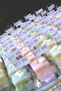 oh!myWedding: La candy bar de Alicia