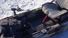 Feelfree Lure 11.5 Fishing Kayak Walk Through