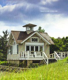 small house from Cape Cod Magazine