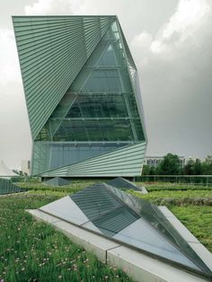 Gallery of Centre for Sustainable Energy Technologies / Mario Cucinella Architects - 2