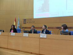 Mesa de presentación do Repositorio RUNA da Consellería de Sanidade-Sergas. VI Xornadas Bibliosaúde. 2017