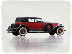 1930 Cadillac V-16 Convertible Sedan by Murphy | The Andrews Collection 2015 | RM Sotheby's