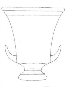Greek Vase Worksheets and Pattern Samples $3