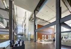 building archdaily http://www.archdaily.com/317150/nova-scotia-power-corporate-headquarters-wzmh-architects/