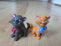2 Figure Disney The Aristocats Figure Toys | eBay