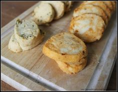 Penne For Your Thoughts | UK Food Blog: Recipe: Parmesan Biscuits