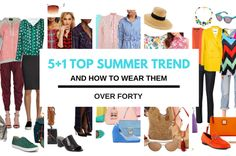 5+1 top summer trend in 2018 and how to wear them, over forty. Summer is finally here, even in Sweden. It`s time to talk a little bit about the summer trends. I know there is lot`s of craziness on the runways, it seems impossible to insert the newest trends into your wardrobe. You don`t need to copy paste those trends, but it could be a good inspiration for your summer outfits.