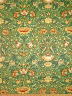 William Morris - PreRaphaelite Designer - Wallpaper - Vintage Liberty of London…