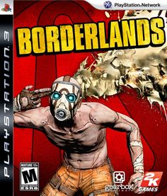 Borderlands Playstation 3 Game