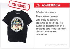 Metersbonwe Playera   #Detox #Fashion