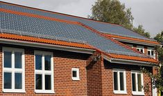 Innovative Glass Roof Tiles Heat Your Home With Solar Energy