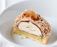Mont Blanc| (c) Now I'm a cook!