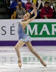 Yuna Kim KOR - Photos from the ladies short program at the 2013 World Figure Skating Championships in London, Canada