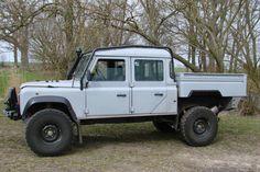 Leserauto Land Rover Defender 130 Crew Cab: Last-Kraft-Wagen - AUTO MOTOR UND SPORT
