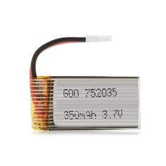 Spare 3.7V 350mAh Battery for Yifei XS - 1 / Husban H107 / JXD 385 / DFD F180