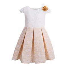 Fashion Playground brings you the best beige dress for your loving little girl. She will look stunningly gorgeous dressed in this Girls Beige Dress. Beige Dresses, Casual Dresses, Fashion Dresses, Girls Dresses, Made Clothing, Clothing Stores, Popular Outfits, Flower Dresses, Little Princess