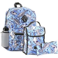 School Backpacks Kids Lunch Box Combo Houston Fashion Clothing