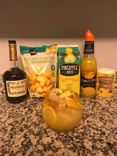 Alcoholic Punch Recipes, Alcohol Drink Recipes, Cocktail Recipes, Alcoholic Drinks, Cocktails, Party Drinks Alcohol, Liquor Drinks, Summer Drinks, Fun Drinks