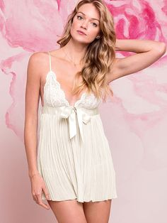 Pleated Babydoll Very Sexy