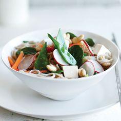 ... Soba Noodle Salad with a Miso & Ginger Dressing   Recipe   Kikkoman