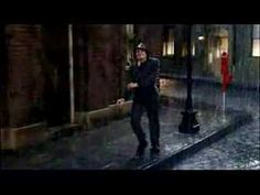 """Love """"Singin' in the Rain,"""" and this is pretty cool.  Gene Kelly updates his moves."""