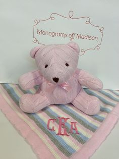 Adorable baby gift from monograms off madison newborn pinterest adorable baby gift from monograms off madison negle Gallery
