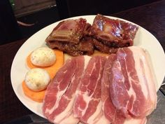 Beef Ribs & Pork Belly @ Kozy Korean BBQ, Sydney