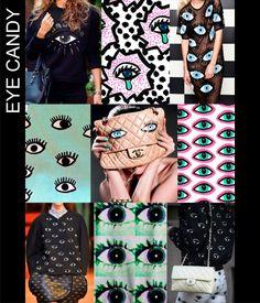 Eye Candy #eyestyle #ojos #style #moda #fashion