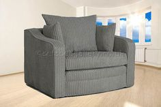 Picasso chair bed - a stylish chairbed for the small room £499
