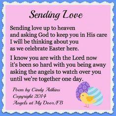 Sending Love To You Wesley In Heaven.