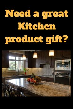 List Of Great Kitchen Product Gifts For Gift Giving That Will Be  Appreciated.