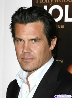 Josh Brolin - there is depth to his acting.