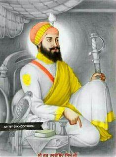 Guru Hargobind, Shri Guru Granth Sahib, Spirituality, Character, Art, Art Background, Kunst, Art Education