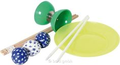 Bartl, Acrobat Junior Jonglier Set, | 102981 / EAN:05425004750655