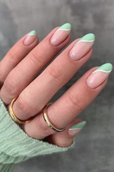 Edgy Nails, Funky Nails, Stylish Nails, Swag Nails, Speing Nails, Cute Gel Nails, Colorful Nails, Classy Nails, Simple Acrylic Nails